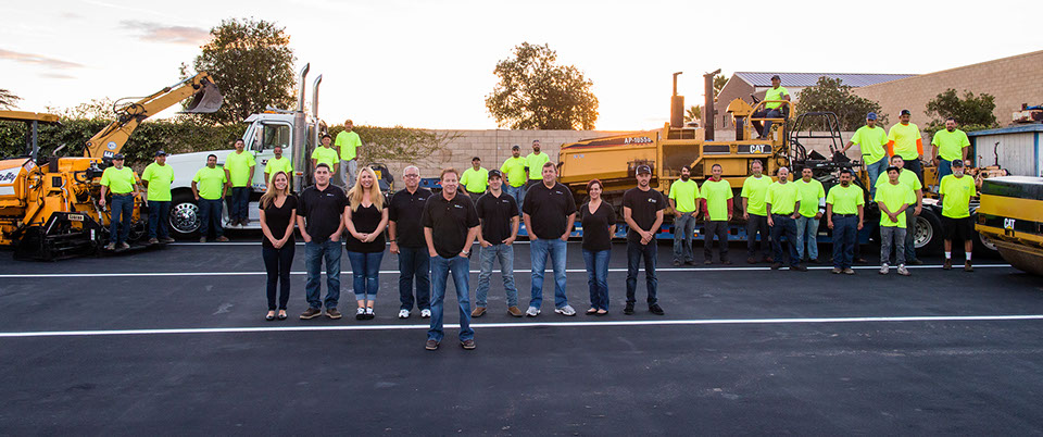 The Toste Construction team